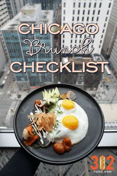 20 Best Chicago Brunches - Neighborhood Brunch Guide by 312food.com