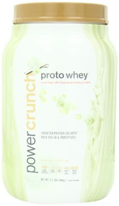 Power Crunch Proto Whey Vanilla Creme 21 Pounds -- Click on the image for additional details.  This link participates in Amazon Service LLC Associates Program, a program designed to let participant earn advertising fees by advertising and linking to Amazon.com.