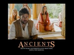 Ancients meditate - My favourite SGA episode!