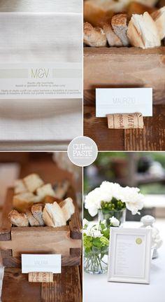 CUTandPASTE: wedding negli oggetti