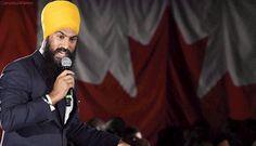 Jagmeet Singh won't seek federal Commons seat until 2019 if chosen as NDP leader