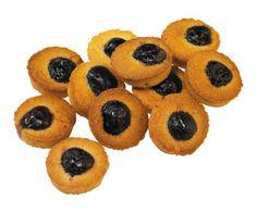 Amarena cherries biscuits
