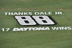 Thank You #88 Dale Jr. @Daytona International Speedway July 1,2017