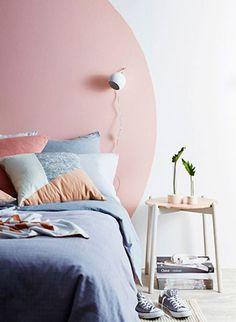 La peinture, nouvelle tête de lit CANON