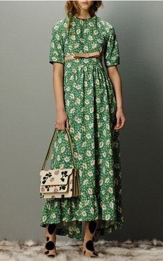 Get inspired and discover Marni Flash Collection trunkshow! Shop the latest Marni Flash Collection collection at Moda Operandi. Fashion Mode, Look Fashion, High Fashion, Womens Fashion, Fashion Trends, Fashion News, Mode Style, Style Me, Looks Vintage
