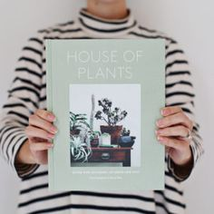 Give-a-weight: win a copy of House of Plants on Khoollect