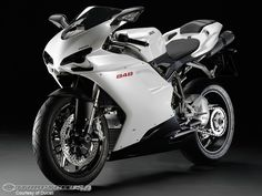 2008 Ducati 848 and 1098R First Look - Motorcycle USA
