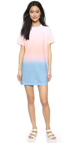 Marc by Marc Jacobs Ombre Short Sleeve Dress | SHOPBOP SAVE 25% use Code:SPRING25