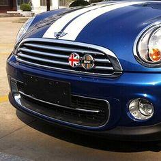 $14.40 (Buy here: https://alitems.com/g/1e8d114494ebda23ff8b16525dc3e8/?i=5&ulp=https%3A%2F%2Fwww.aliexpress.com%2Fitem%2FAuto-accessories-For-Mini-cooper-clubman-countryman-front-net-decorating-cute-and-cool-design-car-sticker%2F32344556268.html ) Auto accessories For Mini cooper clubman countryman front net decorating cute and cool design car sticker styling emblem for just $14.40