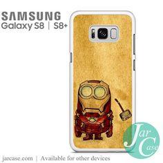 iron minion Phone Case for Samsung Galaxy S8 & S8 Plus