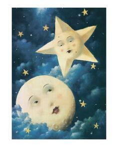 Luna and Star