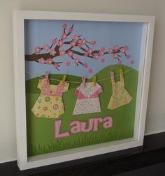 Quadrinho porta maternidade/ decoração quarto bebê