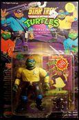 Teenage Mutant Ninja Turtles: Star Trek Action Figure by Playmates Title Details