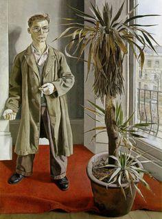 Lucian Freud - Intérieur à Paddington 1951