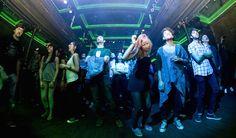 Buen ambiente en las salas - Primavera Club 2014