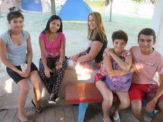 Campamento Colonia Barón 2015 (Hombres y Mujeres Jóvenes Estaca Santa Rosa Argentina) 05 al 07 de Febrero de 2015.-
