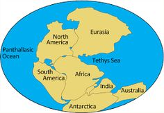The savage land pangea map pangea ancient earth pinterest gumiabroncs Image collections