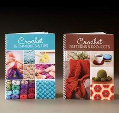 Crochet Books @ Harriet Carter