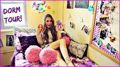 Jackie's Dorm Tour 2014! Queen's University Queen's College, College Dorm Rooms, Dorm Room Comforters, Nyc Student, Dorm Room Layouts, Queen's University, Apartment Bedroom Decor, Common Room, Top Universities