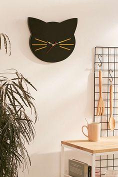 Cat Clock - Urban Ou