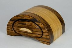 "St. Louis"" Bandsaw Box - by Drunken Woodworker @ LumberJocks.com ..."
