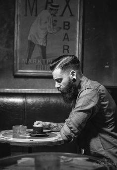 The Beard & The Beautiful -0953