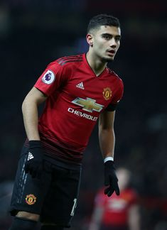Andreas Pereira of Manchester United in action during the Premier League match between Manchester United and Burnley FC at Old Trafford on January 2019 in Manchester, United Kingdom. Get premium, high resolution news photos at Getty Images Barcelona Soccer, Fc Barcelona, Burnley Fc, Alex Morgan Soccer, Cristiano Ronaldo Lionel Messi, Soccer Girl Problems, Manchester United Soccer, Manchester England, Soccer Quotes