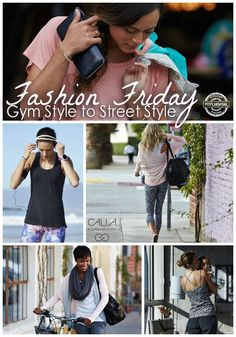 Fashion Friday with CALIA by Carrie Underwood: Gym Style to Street Style