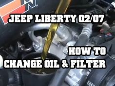 How To CHANGE SPARK PLUGS 02-07 Jeep Liberty 3.7L | Videos YOU Need ...