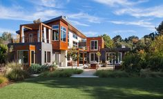 Los Altos House by Dotter Solfjeld Architecture