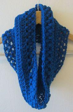 crochet patterns for cowls | Crochet Cowl Pattern