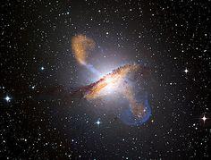 A Black Hole Overflows (NASA, Chandra, 2/2/09)