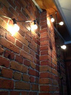 Cafe Kokko, Helsinki. Helsinki, Finland, Track Lighting, Ceiling Lights, Home Decor, Decoration Home, Room Decor, Outdoor Ceiling Lights, Home Interior Design