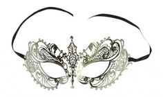 Kayso Inc BA001 Elegant Laser Cut Masquerade Mask, Silver Burlesque-Boutique http://www.amazon.com/dp/B00JRNBHD0/ref=cm_sw_r_pi_dp_7OHgub1D7XGBJ