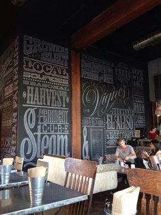 Restaurant / Americano restaurant design Los Angeles