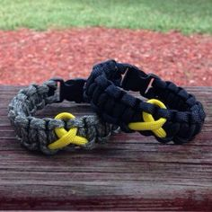 support our troops paracord bracelets honor wethankyou - Support Our Troops Silicone Bracelet