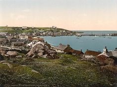 Cornwall, Scilly Isles, Hughtown St Mary's.jpg 800×596 pixels