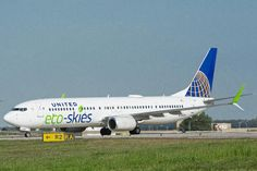 Your Next United Flight Might Be Powered By Farm Waste