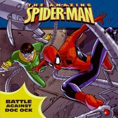 Spider-Man must use his powers and brains to overcome the famous Doctor Octopus and his evil scheme to dominate the world.