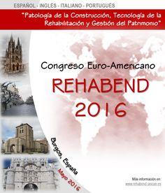 Congreso Euro-Americano Rehabend 2016