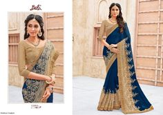 GLITTER 11 BY BELA FASHION 11880-11897 HEAVY DESIGNER PARTY WEAR SAREES CATALOGUE WHOLESALE RATE ONLY (1)
