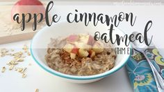 Forget instant oatmeal! You can make quick, yummy oatmeal that is much healthier and almost as easy.