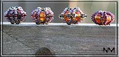 crafty jewelry with bead: woven bead tutorial | make handmade, crochet, craft