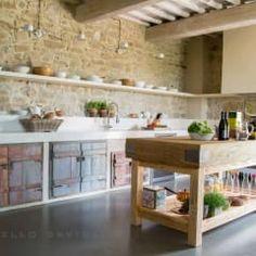 Cozinhas rústicas por Marcello Gavioli