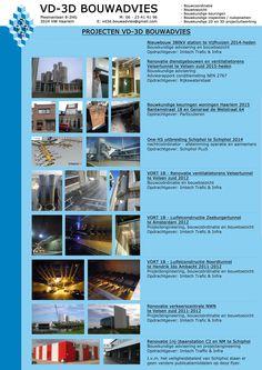 Projecten VD-3D Bouwadvies