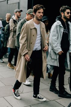 The Best Street Style from London Fashion Week Men's Photos | GQ