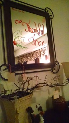 Write On Your Entry Mirror For The Holidays With Wonder Chalk Liquid Markers