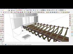 Como construir el casco de madera de una embarcacion con Curviloft