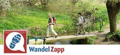 WandelZapp een app met wandeltochten