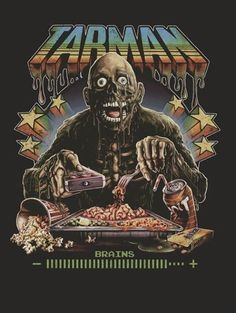 Tarman Return of the Living Dead